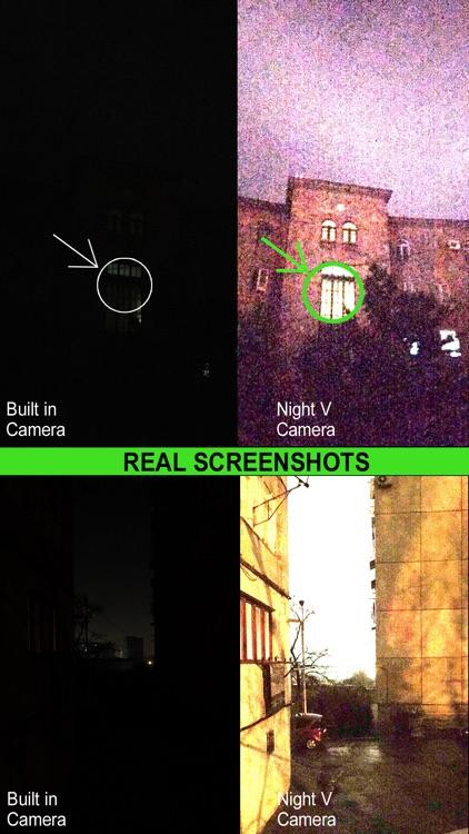 Night Vision (Photo & Video) screenshot-5