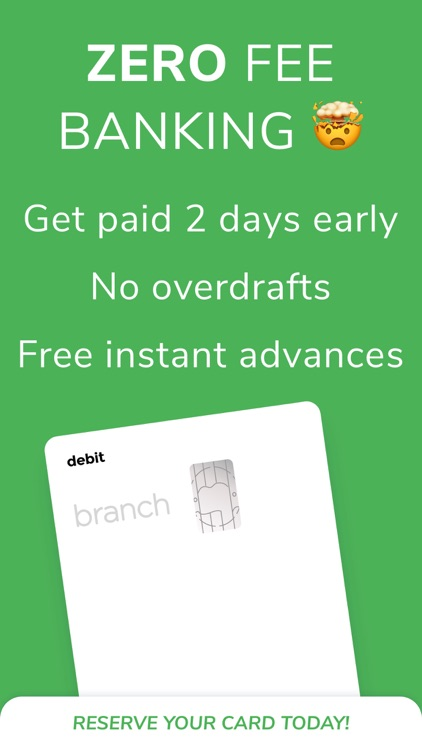 Branch: Budget & Get Paid Now screenshot-4