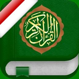 Al-Quran : Indonesian, Arabic
