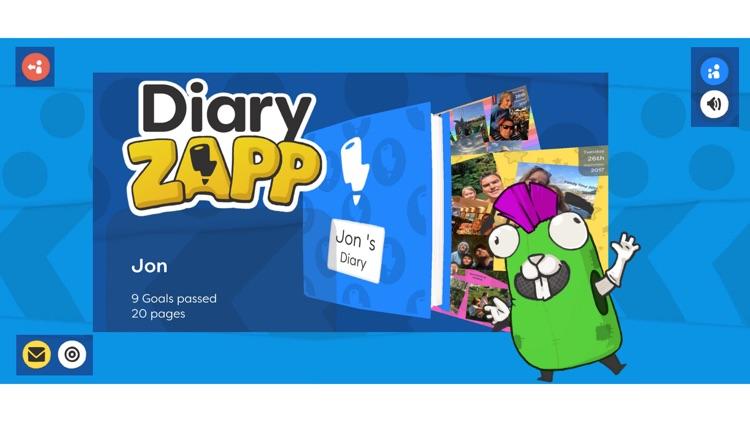 DiaryZapp screenshot-0