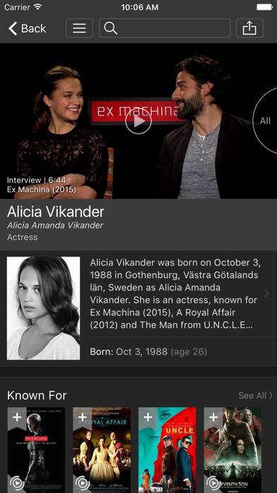 IMDb Movies & TV - 窓用