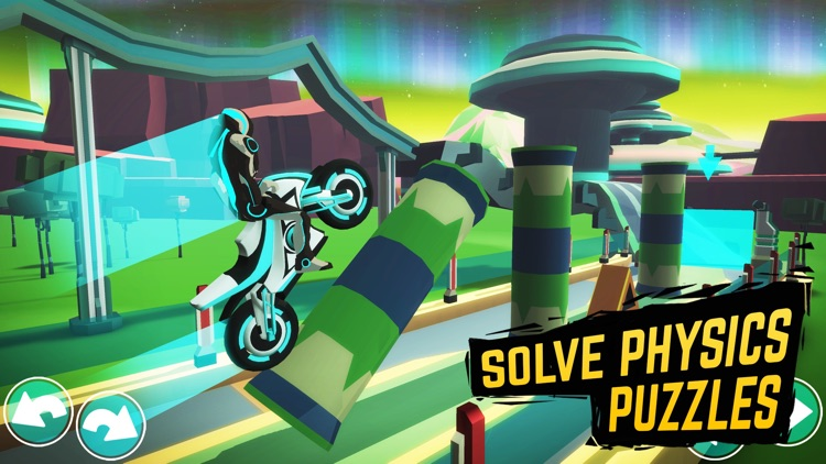 Gravity Rider: Power Run screenshot-4