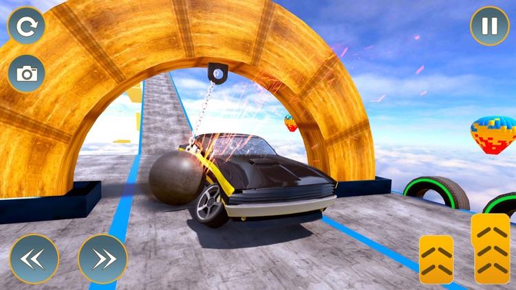 Extreme GT Car Stunts Games screenshot-3