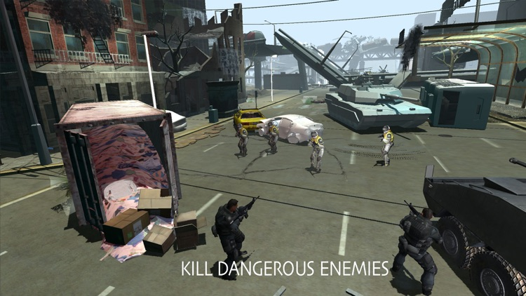 Modern battle 3