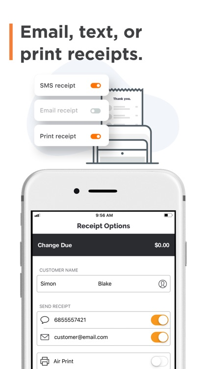 Payanywhere: Point of Sale POS screenshot-8