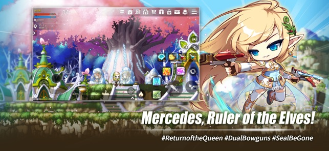 MapleStory M on the App Store
