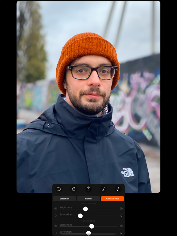 FabFocus - Portrait Mode Blur