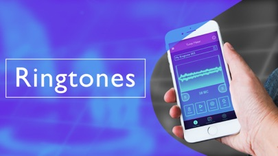 Screenshot for Ringtones for iPhone: Infinity in United Kingdom App Store