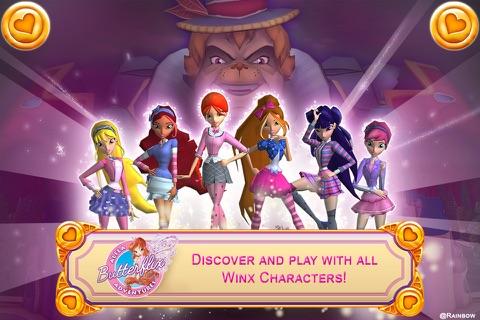 Winx Club Butterflix Adventure - náhled