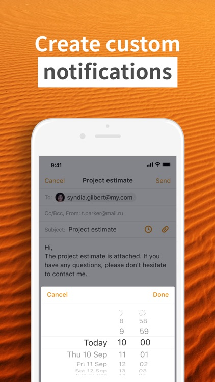 Premium Mail App for Hotmail screenshot-4