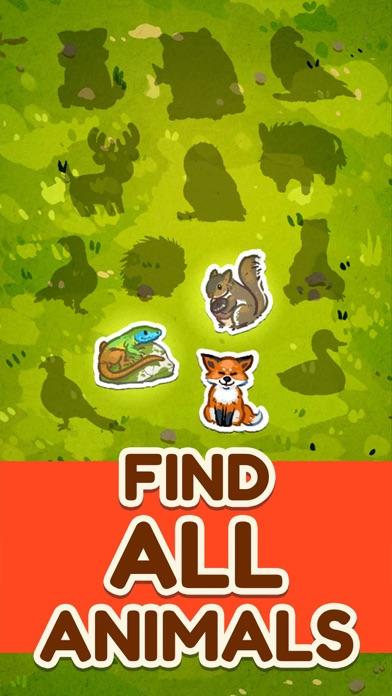 Pocket Forest:  Animal Camp screenshot 4
