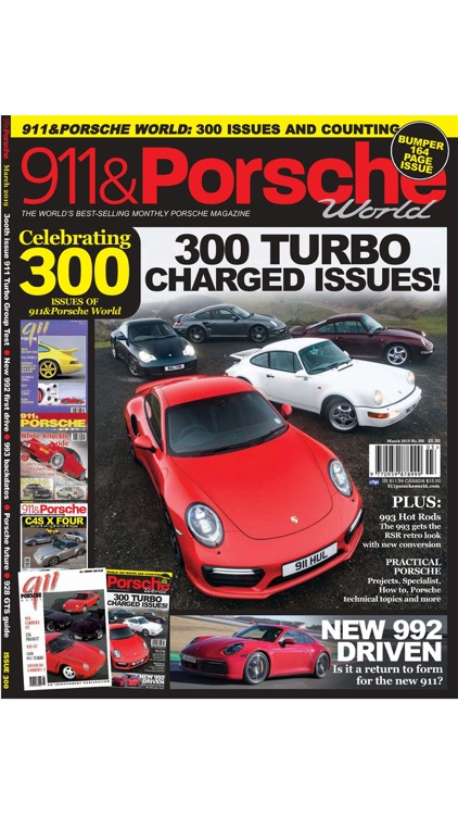 911 & Porsche World Magazine screenshot-3