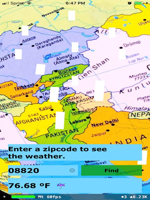 Rotating Globe screenshot 10