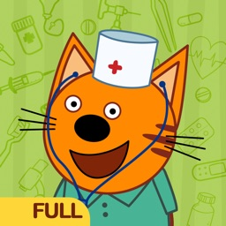 Kid-E-Cats: Toddler Doctor Pet
