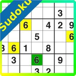 Sudoku - Logic Brain Exercise