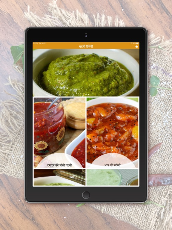 Chutney Recipes - Hindi screenshot 5
