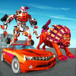 Ultimate Lion Robot Car