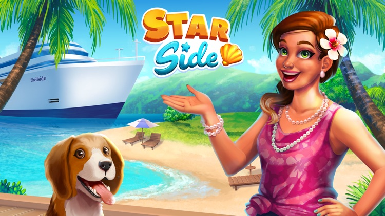 Starside Celebrity Island screenshot-5