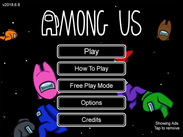 ‎Among Us! Screenshot
