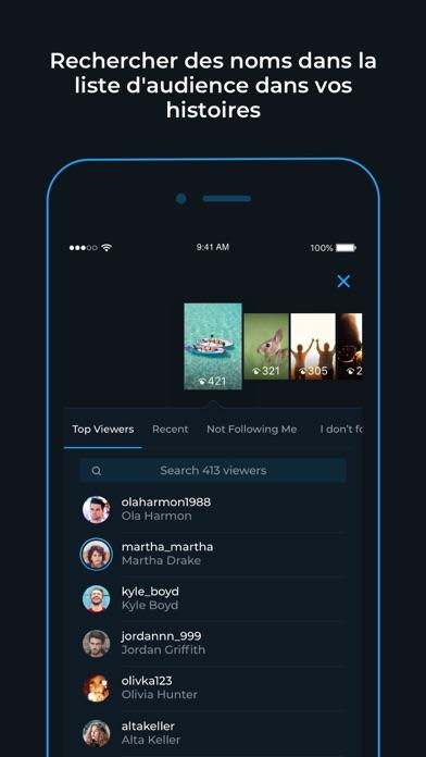 Reports+ pour Instagram