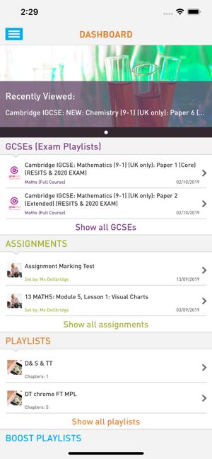 GCSEPod Education on Demand on the App Store