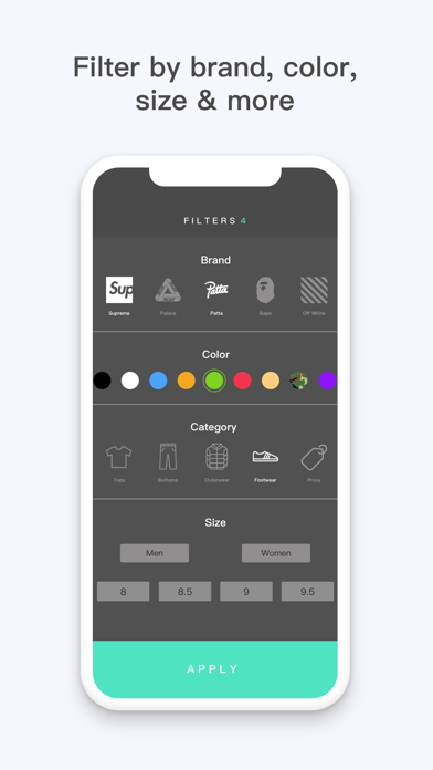 74e70a7de BUMP - Buy & Sell Streetwear by S94 Inc. (iOS, United Kingdom ...