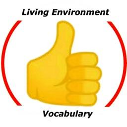 Living Environment Vocabulary