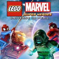 LEGO® Marvel Super Heroes - Warner Bros. Cover Art