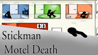 Stickman Crime:Deadly Motel screenshot one