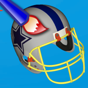 Football Helmet 3d app review
