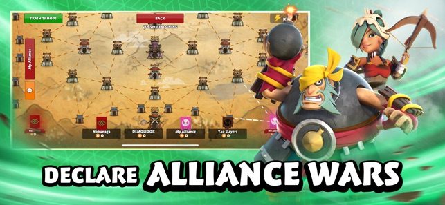 How to hack Samurai Siege: Alliance Wars for ios free