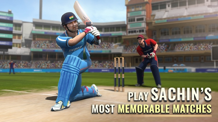 Sachin Saga Cricket Champions screenshot-0