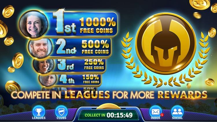 Vegas Blvd Slots: Casino Game screenshot-4