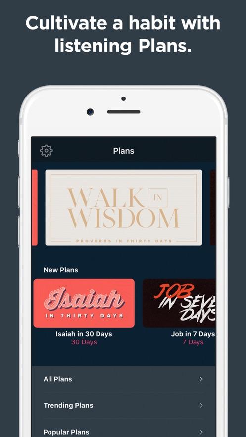 Dwell: Audio Bible】版本记录- iOS App版本更新记录|版本号