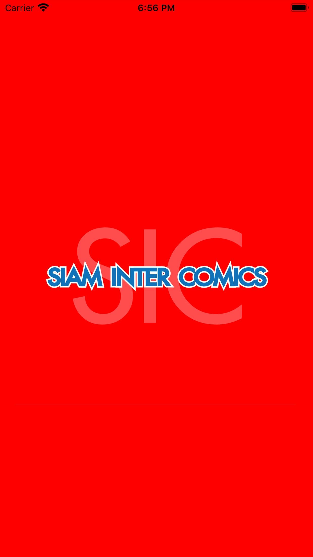 Siam Inter Comics Screenshot