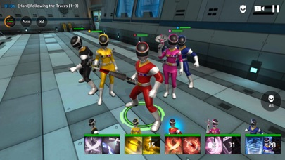 Power Rangers: All Stars for windows pc
