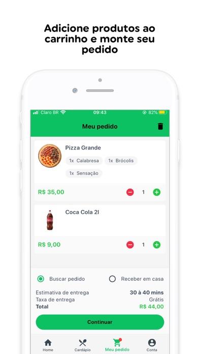 Primavera Pizza screenshot 4