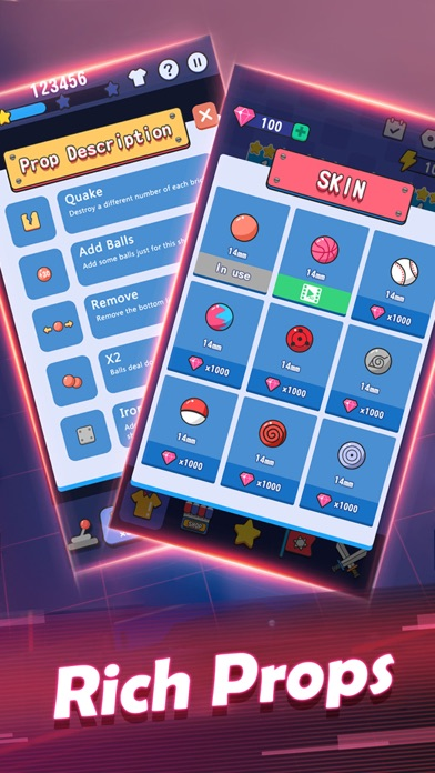 Brick Crush-Power Breaker screenshot 5