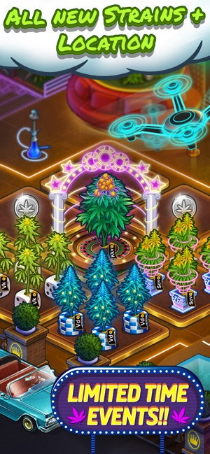 Wiz Khalifa's Weed Farm on the App Store