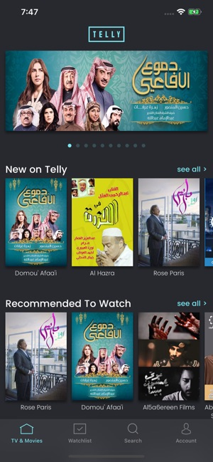 Telly - Watch TV & Movies on the App Store