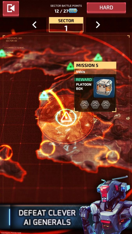 Warzone: Clash of Generals screenshot-0