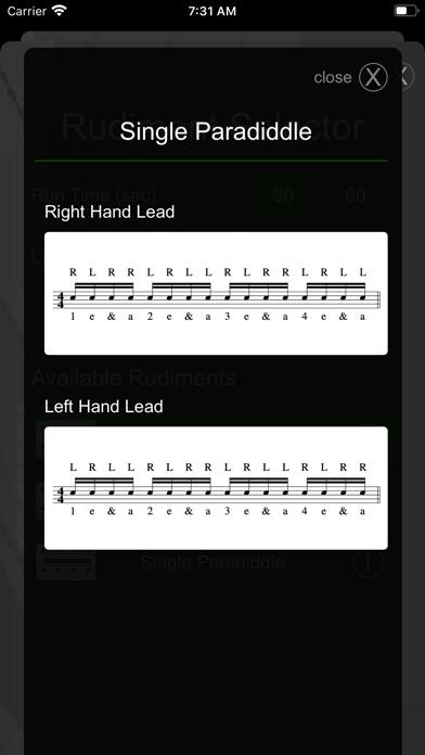 Drummer ITP - Metronome Appのおすすめ画像4
