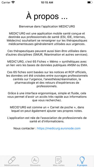 Medic'Urg