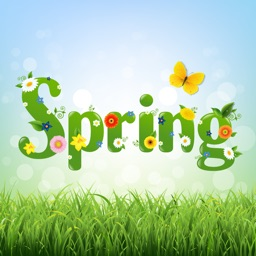 Spring has Sprung Stickers App
