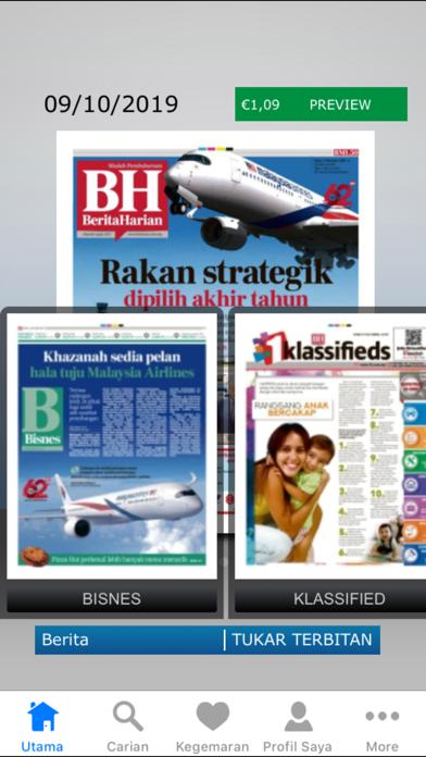 BH Digital screenshot one