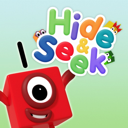 Numberblocks Hide and Seek