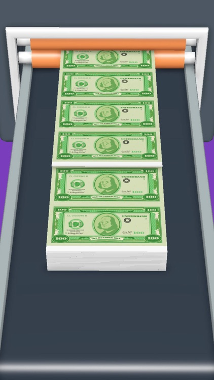 Money Maker 3D - Print Cash screenshot-3