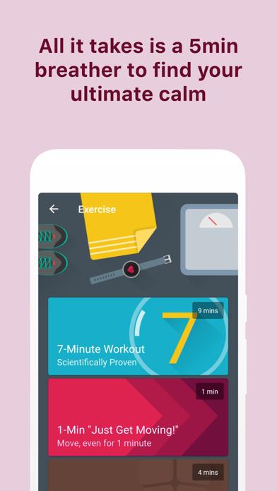 Fabulous - Self Care app image