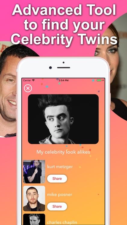 Celebrity look alike app by Gems Digital Media Private Limited