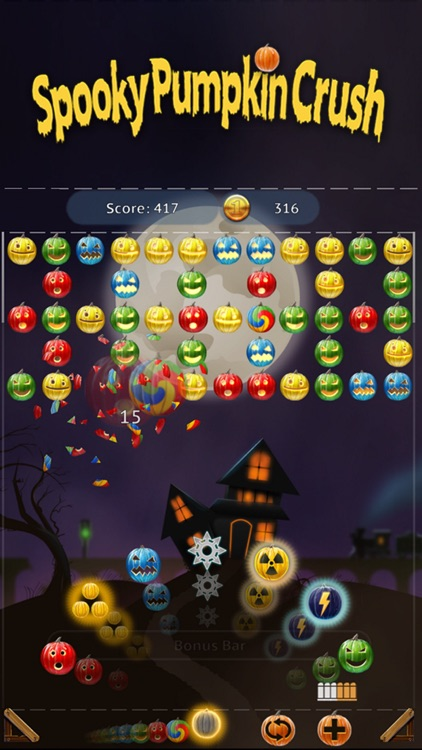 Spooky House ® Halloween screenshot-3